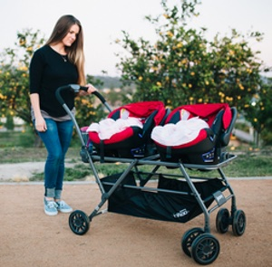 Best Strollers for Twins | Lucie's List