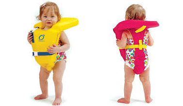 Best Life Jackets for Infants, Toddlers, and Preschoolers ...