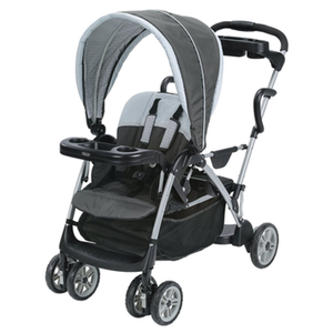 Gracos Entry Level Sit And Stand The RoomFor2 Is Very Similar To Aforementioned Baby Trend Stroller In Weight Quality Price