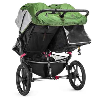 Best Double Jogging Strollers - Baby Jogger Summit X3