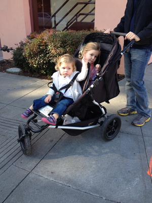 Looking For An All Terrain Tandem Stroller The Mountain