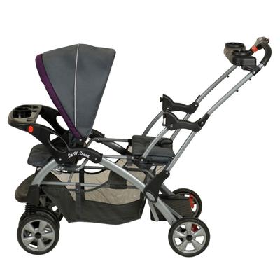 Best Tandem Strollers - sit n stand