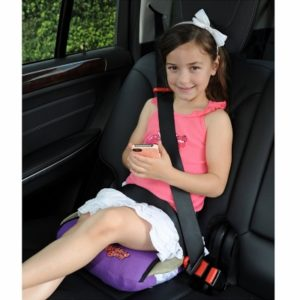 BubbleBum Booster travel car seat