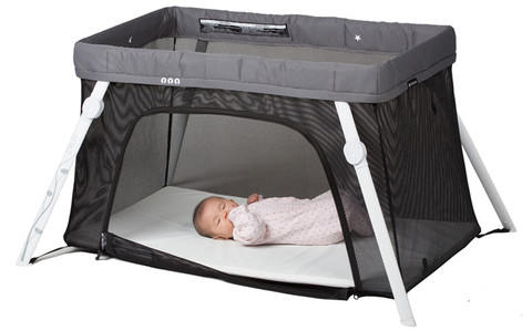 Lotus crib - best travel crib
