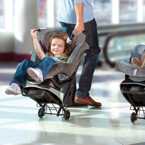 travel car seat cart