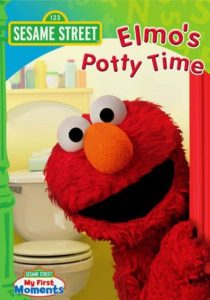 elmo potty time video two-day method of potty training