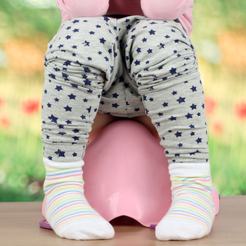 leggings two-day method of potty training