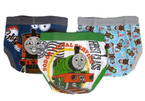 thomas-train-underwear two-day method of potty training