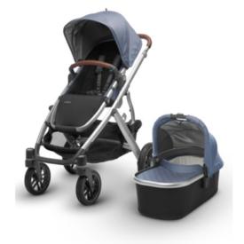 reversible strollers - Uppababy cruz