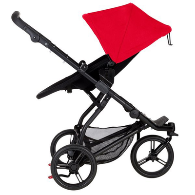 carrycotRF seat Mountain Buggy's 3-wheel Lineup