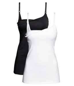 Nursing Wear - H&M Tanks
