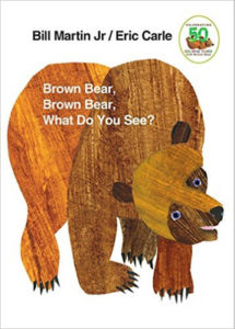 board books Brown Bear