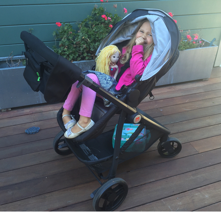 GB Lyfe Stroller Review - Lucie\'s List | Lucie\'s List