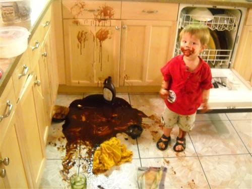 childproofing fail