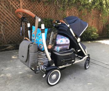 Austlen Entourage - luggage