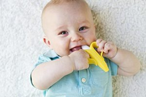 best teethers -- baby banana
