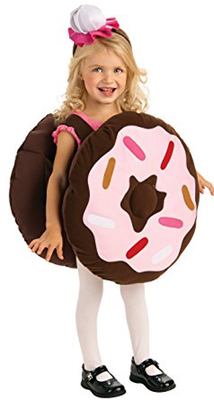 Kids Donut - Halloween Costumes 2017