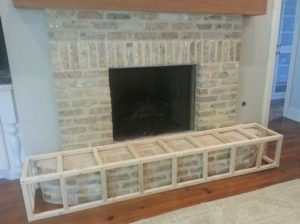 Fireplace Baby Proof