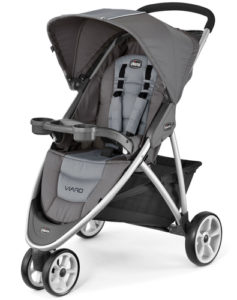 full sized strollers - chicco viaro