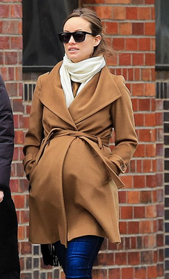 Stylish Maternity Coats To Get You And Your Baby Bump Through Winter