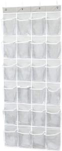 Toy Storage Ideas - Over the door hanging storage organizers