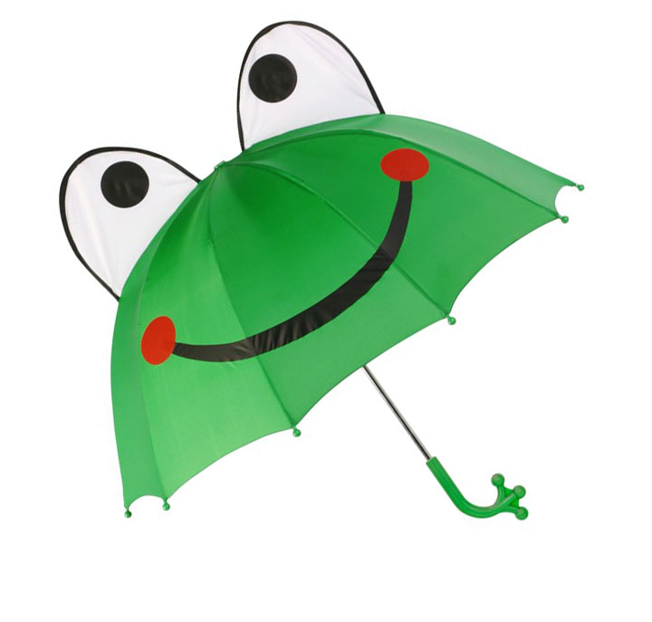 kids umbrellas - Kidorable frog umbrella