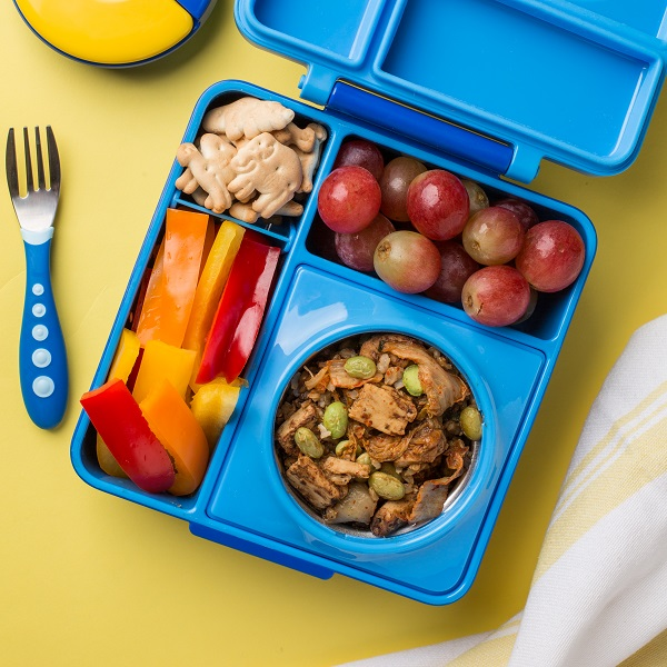 omie box - preschool lunch boxes