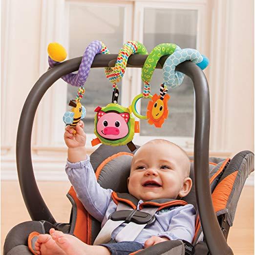 Infantino Activity Spiral