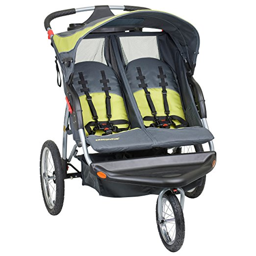 Baby Trend Expedition Double Jogger Review