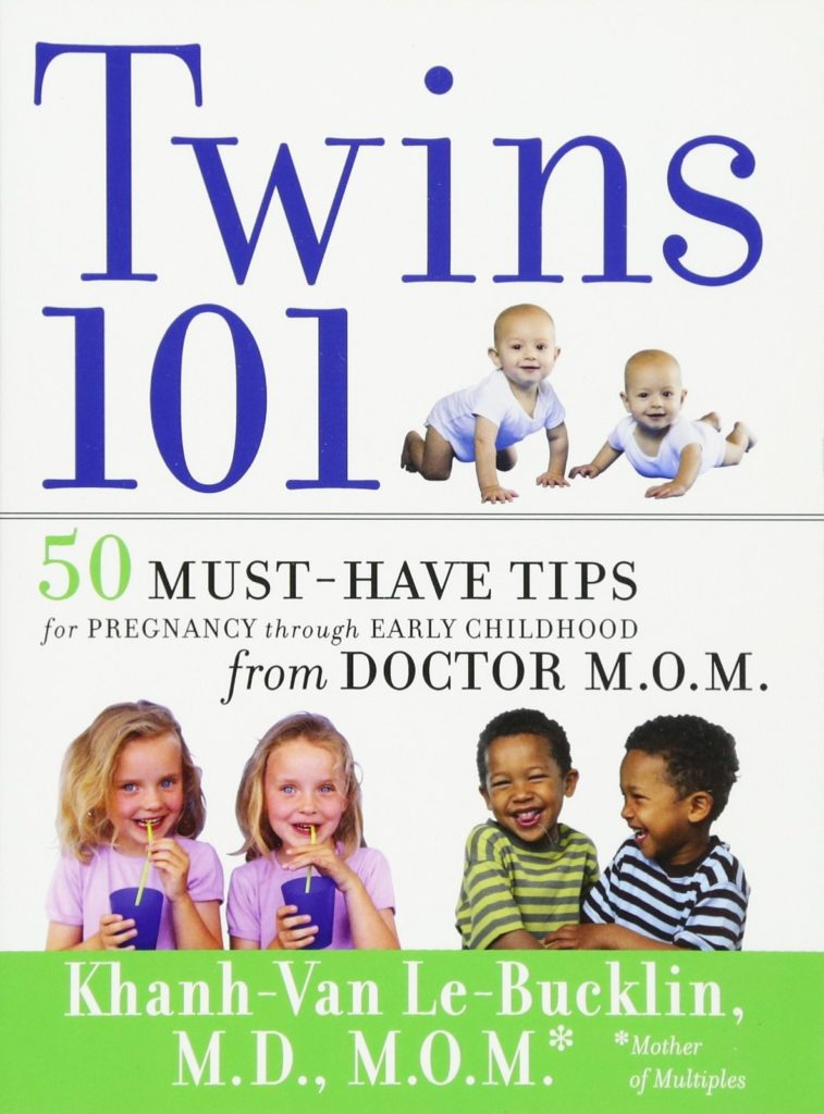 books for moms expecting twins