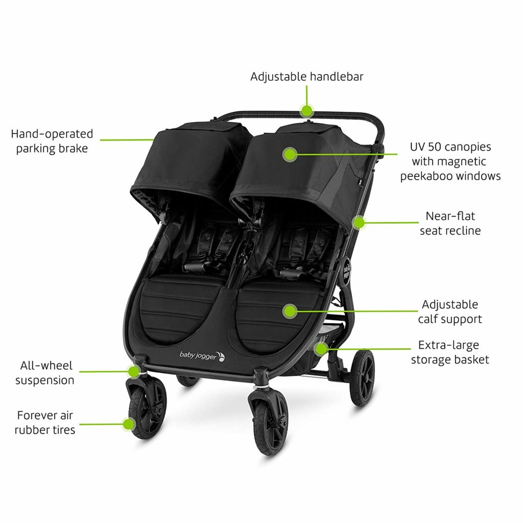 Baby Jogger City Mini GT2 Double Stroller Review