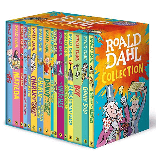 first chapter books Roald Dahl