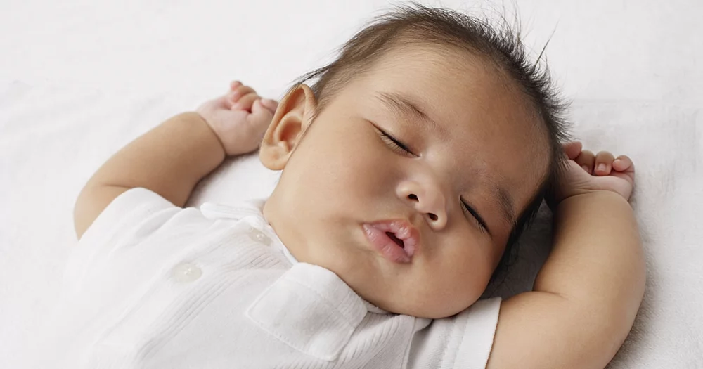 infant sleep needs