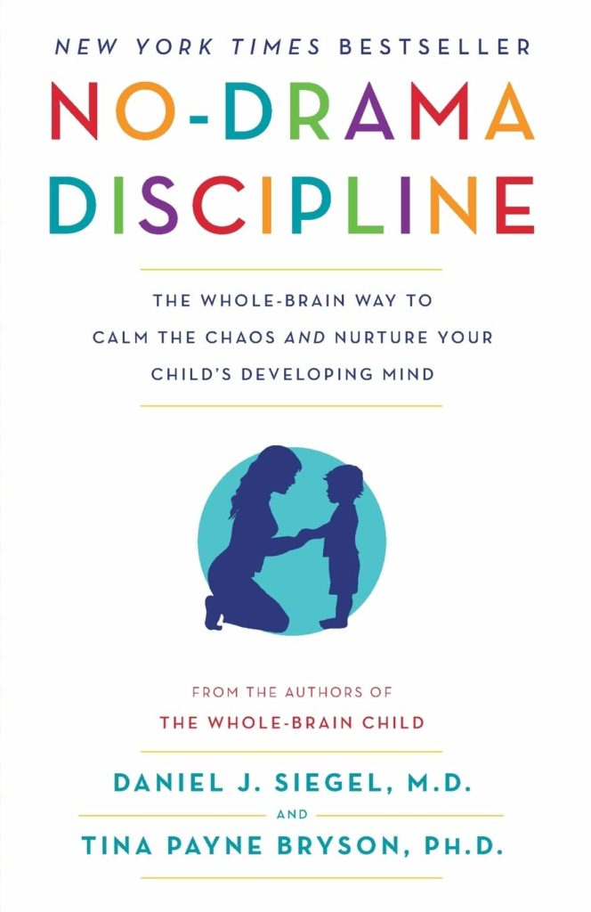The Best Parenting Books for Toddlers no-drama discipline