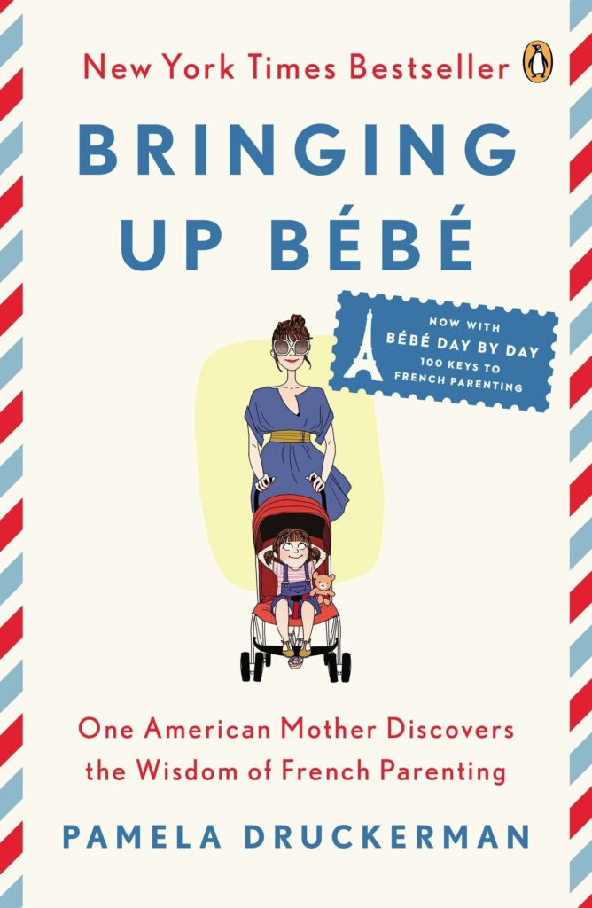 The Best Parenting Books for Toddlers bringing up bebe
