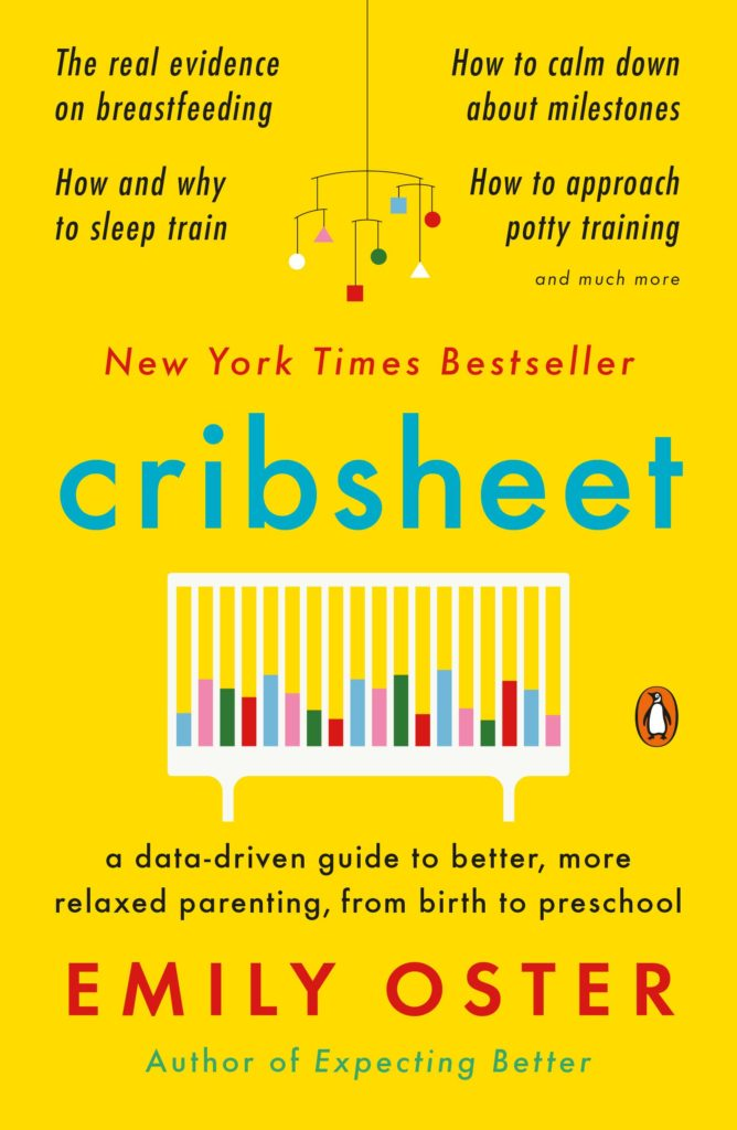The Best Parenting Books for Toddlers Cribsheet